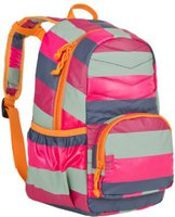 Lässig 4Kids Mini Quilted Backpack Striped Magenta