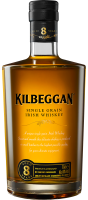 Kilbeggan 8 Jahre Single Grain 0,7l 40%