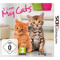 I Love My Cats (3DS)