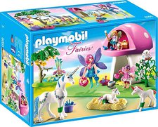 Playmobil Feenwäldchen mit Einhornpflege (6055)