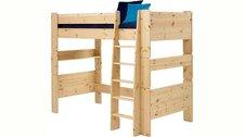 Steens Furniture Ltd Hochbett mit Leiter natur