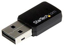 StarTech.com AC600 Mini Dual Band Wireless-AC Adapter (USB433WACDB)
