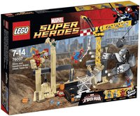 LEGO Super Heroes - Allianz der Superschurken (76037)