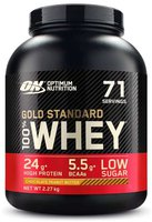Optimum Nutrition 100% Whey Gold Standard 2273g Chocolate Peanutbutter
