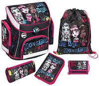 Undercover Schulranzen Campus Monster High (MHCP8251)