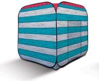 OLPro Pop Up Beach Hut Blue