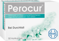 Hexal Perocur Hartkapseln (50 Stk.)