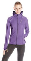 Vaude Women's Basodino Hooded Jacket dusty violet