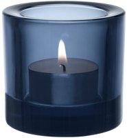 iittala Windlicht Kivi (6 cm) regenblau