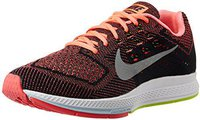 Nike Air Zoom Structure 18 hot lava/metallic silver/volt/black