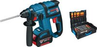 Bosch GBH 18 V-EC Professional 2 x 4,0 Ah + Gedore-Boxx (0 615 990 GM9)