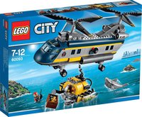 LEGO City - Tiefsee-Helikopter (60093)