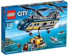 LEGO City - Tiefsee-Helikopter (60093)