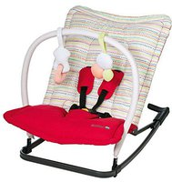Safety 1st Mellow Babywippe Red Dots
