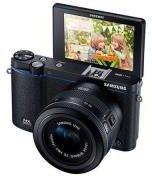 Samsung NX3300 Kit 20-50 mm schwarz