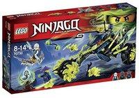 LEGO Ninjago - Kettenrad-Hinterhalt (70730)