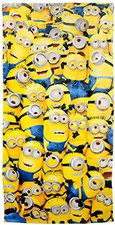 "United Labels Strandtuch Minions  ""Extreme "" (75x152 cm)"
