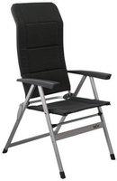 Bel-Sol Aluminium Stuhl gepolstert
