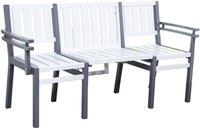 Siena Garden Seattle Love Bench 2-Sitzer (Akazie)