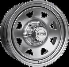 Dotz Wheels Dakar (7x16) silber