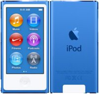 Apple iPod nano 8G 16GB blau