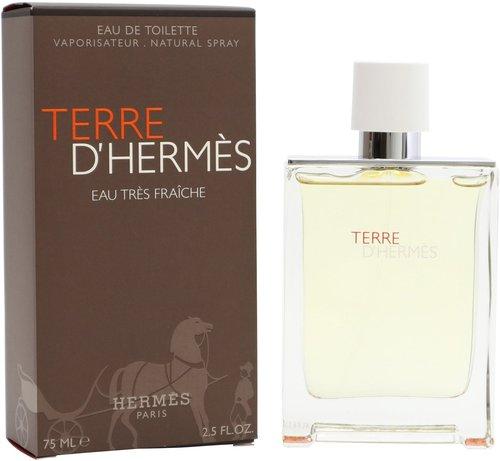 Hermés Terre d'Hermès Eau Très Fraîche Eau de Toilette (75 ml)