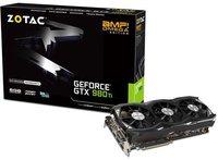 Zotac GeForce GTX 980 Ti AMP! Omega 6144MB GDDR5