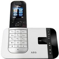 AEG Voxtel D575 Single schwarz/silber