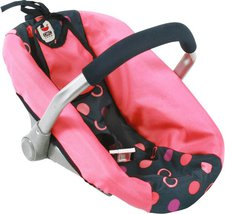 Bayer Chic Puppen-Autositz - corallo