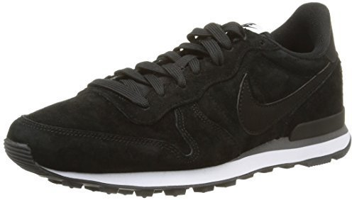 Nike Internationalist Leather black/dark grey/white