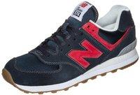 New Balance 574 Core Varsity blue/red (ML574WDH)