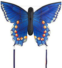 Invento Butterfly Kite Swallowtail Blue L