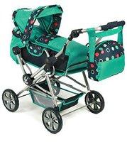 Bayer Chic Road Star Puppenwagen - menta