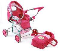Bayer Chic Puppenwagen Piccolina Prinzessin Lillifee (55979)