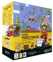 Nintendo Wii U Super Mario Maker Premium Pack Limited Edition