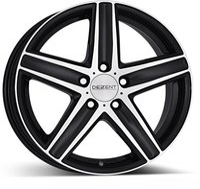 Dezent Wheels TG Dark (7,5x18)