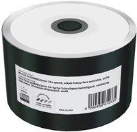 MediaRange Mini CD-R 210MB 24x vollflächig Tintenstrahl bedruckbar 50er Shrinkpack