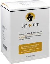 Dr. R. Pfleger Minoxidil Bio H Tin 20 mg/ml Lösung (3 x 60 ml)