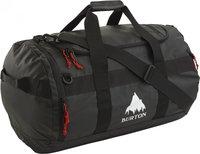 Burton Backhill Duffel Bag Medium 70L true black tarp