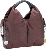 Lässig Green Label Neckline Bag Ecoya Burgundy Red
