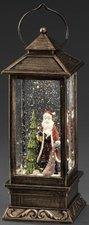 Konstsmide LED Schneelaterne Weihnachtsmann (2888-000)