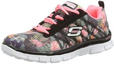 Skechers Girls Skech Appeal - Floral Bloom