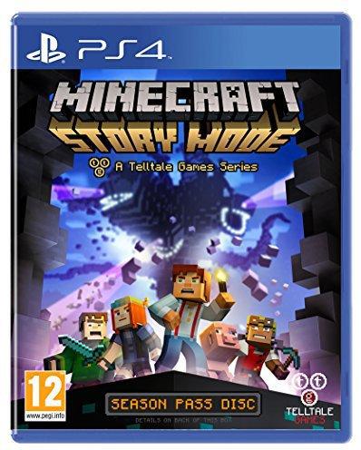 Minecraft: Story Mode - A Telltale Games Series (PS4)