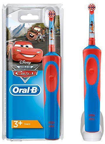 Oral-B Stages Power Cars and Plains