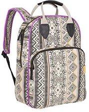 Lässig Backpack Vintage Ethno sand