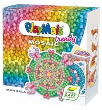 PlayMais Trendy Mosaic Mandala
