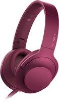 Sony h.ear on (bordeaux-pink)