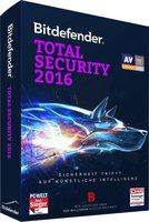 BitDefender Bitdefender Total Security 2016 (3 Geräte) (1 Jahr)