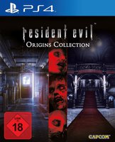 Resident Evil: Origins Collection (PS4)