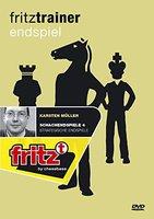 Fritz Trainer: Schachendspiele 4 - Strategische Endspiele (PC)